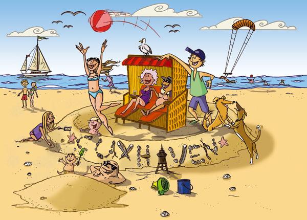 Ferienwohnung, Ferienhaus und Pension in Cuxhaven