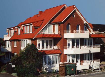 Ferienwohnungen Cuxhaven Duhnen mit Meerblick bis 4 Personen